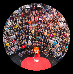 MozFest : photo de groupe